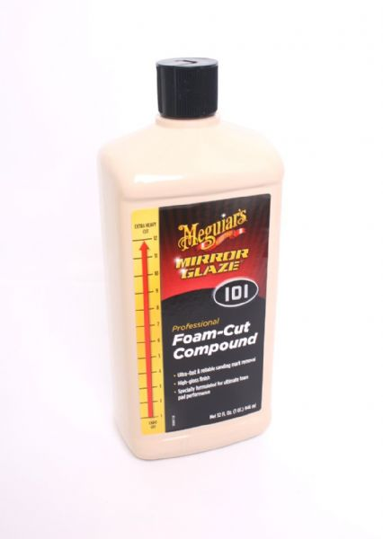 Meguiars 101 Foam-Cut Compound 32oz